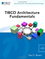 TIBCO Architecture Fundamentals Front Cover