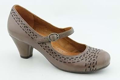 Naya Womens Castalia Lunar Taupe Leather - 12 B(M) US