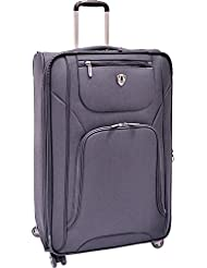 Travelers Choice Cornwall Lightweight Expandable Upright Spinner Luggage