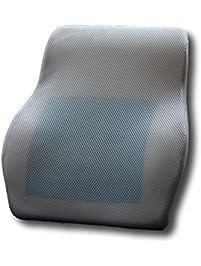 airgo products cooling gel memory foam lumbar