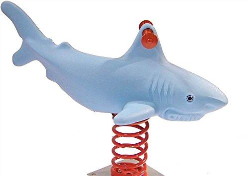 Playground Spring Riders - SportsPlay Shark Spring Rider