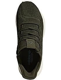 adidas Originals Women's Tubular Shadow W Running Shoe Night Cargo/Legacy, 8.5 M US