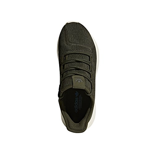 adidas Originals Women's Tubular Shadow W Running Shoe, Night Cargo/Legacy, 8.5 M US