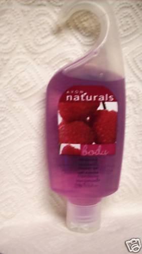 Naturals Avon Raspberry - Avon Naturals Renewing Raspberry Shower Gel