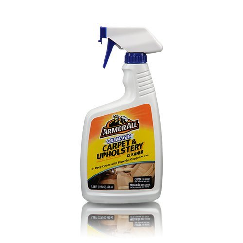 Armor All Oxi Magic Carpet & Upholstery Cleaner  (22 fl. - Seat Upholstery Truck
