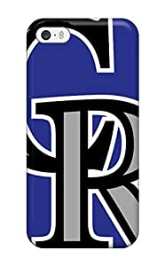 Andrew Cardin's Shop New Style colorado rockies MLB Sports & Colleges best iPhone 5/5s cases