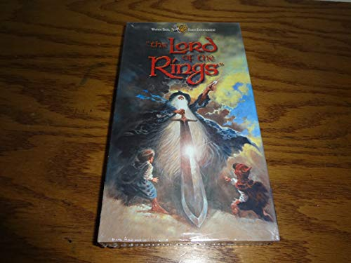 J.R.R. Tolkien's The Lord of the Rings (Vhs The Rings Trilogy Of Lord)