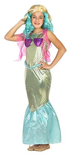 Atosa-22202 Disfraz Sirena, Color Dorado, 3 A 4 Años (22202 ...
