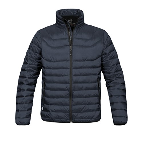 Stormtech - Chaqueta modelo Altitude (impermeable y transpirable) para mujer Azul real