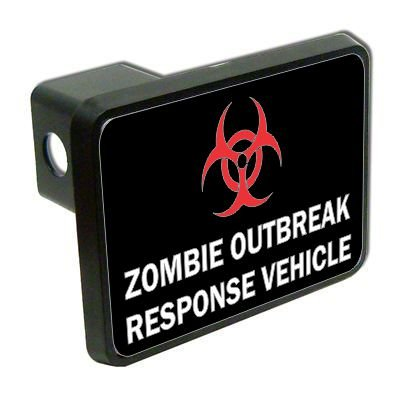 zombie trailer hitch - 9