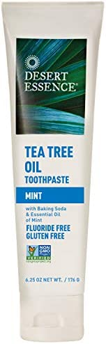Natural Tea Tree Mint Toothpaste product image