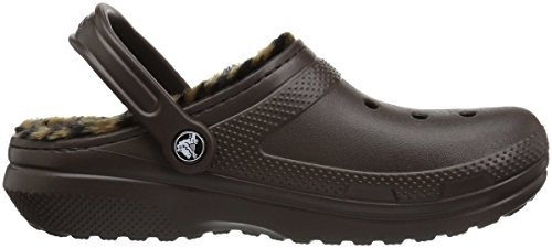 Pictures of Crocs Women's Classic Lined Animal Clog Mule B(M) US 3
