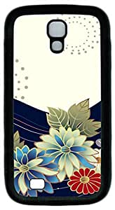 Samsung Galaxy S4 Case TPU Customized Unique Print Design Decorative Pattern Of Oriental Style 3 Case Cover For Samsung Galaxy S4