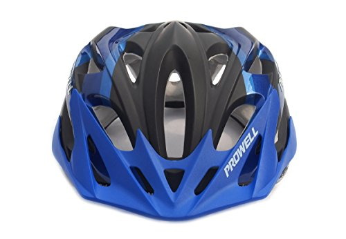 Cycling Bicycle Adult Mens Womens Bike Helmet Adjustable MTB Prowell F-59 Edge