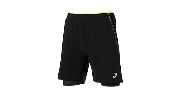 ASICS - Padel Players Short, Color Negro, Talla XL: Amazon.es ...