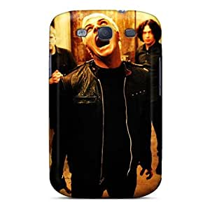 AaronBlanchette Samsung Galaxy S3 Scratch Protection Mobile Covers Allow Personal Design Nice My Chemical Romance Band Skin [Tzq15441UaNI]