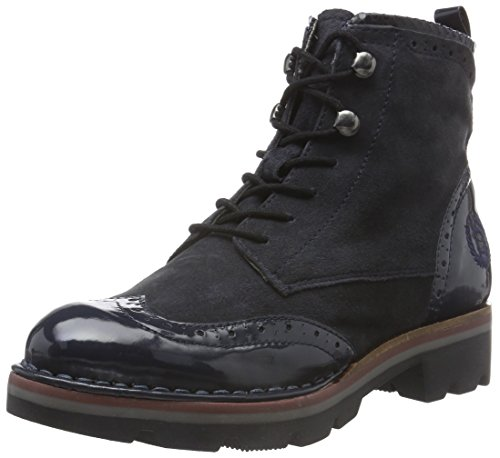 Ankle Navy Women's Boots Bugatti 423 Blue J87386l3g qAXEAxWFwn