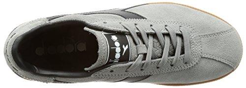 C3086 Diadora Sneaker Tokyo Grigio nero Uomo Pioggia UxxBtgrw