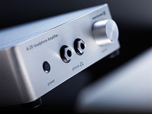 beyerdynamic A20 Headphone Amplifier - Silver