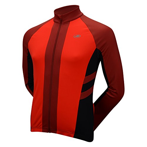 Performance Elite Krio Thermal Jersey - 2016 XLARGE RED
