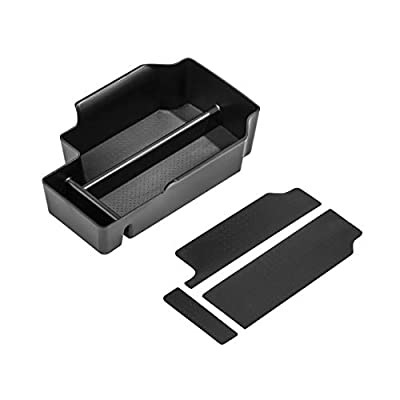 Vehicle OCD - Center Console Tray and Glove Box Organizer for Chevy Colorado/GMC Canyon (2015-2020) - Made in USA: Automotive
