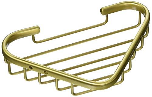 Allied Brass BSK-10ST-BBR Corner Soap Basket Brushed Bronze (Renewed) ()