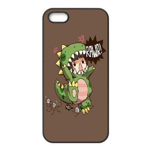 Linda chica en Godzilla Hangerworld iPhone 5,5S casos barato ...