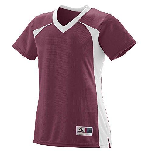 Augusta Sportswear WOMENS VICTOR REPLICA JERSEY XS Dark ()