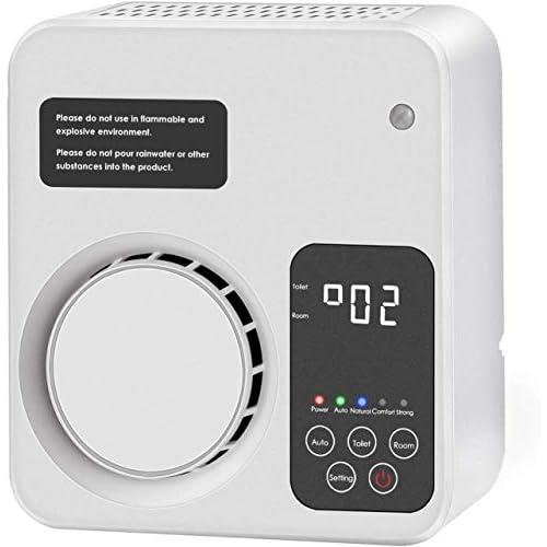 chollos oferta descuentos barato MITONG Ozongenerator Ionisator Luftreiniger Hause Luft Geruchsentferner Deodorant für Schlafzimmer Wohnzimmer Toilette