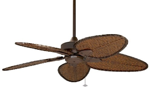Fanimation FP7500RS Windpointe 5-Blade Ceiling Fan, Rust Finish