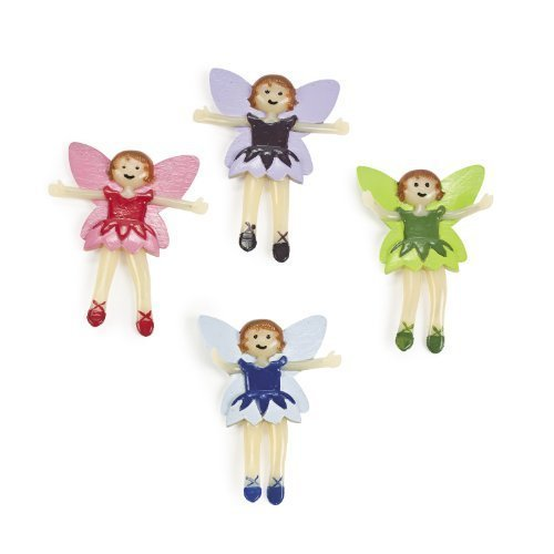 Fun Express Fairy Bendables Action Figure (1 -