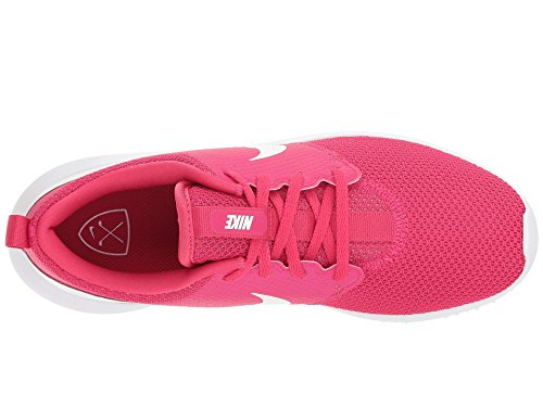 dynamic Femme Wmns white 001 rush Sneakers Yellow Pink G Nike Multicolore Basses Roshe qvFwHAH