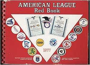 b3286fa6b3aa0 The 1977 American League Red Book  48th Annual Edition  Unknown   Amazon.com  Books