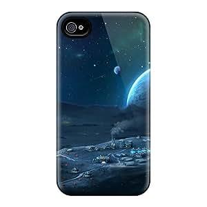 iPhone 4,4S Phone Case Starcraft 2 Protoss R3V9965