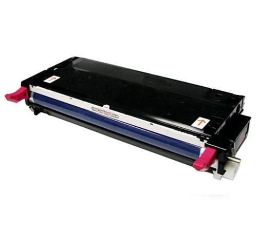 Xerox 113R00724 High Capacity Magenta Laser Toner Remanufactured Cartridge for Phaser 6180