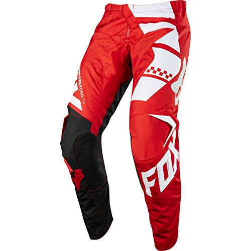 Fox Racing 2018 180 SAYAK PANT RED- - Grove Mall Outlet City