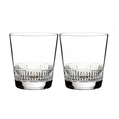 Town and Country Ashton Lane Tumbler Glass (Set of 2)