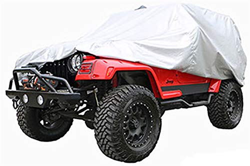 Rampage Products 2201R Silver Multiguard All Weather