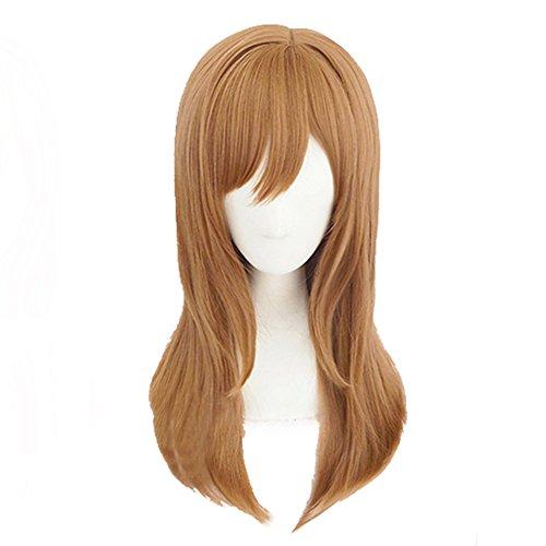 SUNCOS LoveLive ! Sunshine ! Aqours Full Hair Female Woman Party Cosplay Wig (Kunikida Hanamaru)