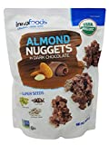Innofoods Almond Nuggets in Dark Chocolate 16