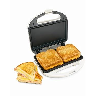 Proctor-Silex Sandwich Maker white