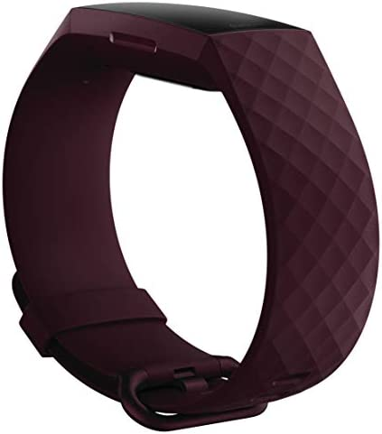 Fitbit Charge 4 Rosewood Classic Band Small