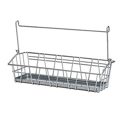 Amazon.com: IKEA cesta de alambre de acero para especias ...