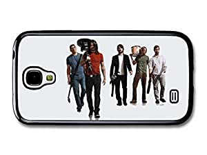 AMAF ? Accessories Foo Fighters Band Walking with Instruments case for Samsung Galaxy S4 by mcsharks
