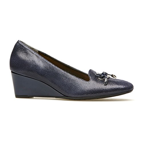 Van Dal Women's Culpeper Closed Toe Heels Blue (Midnight 440) n85Wr8J