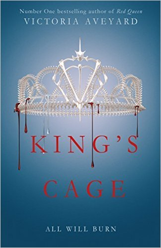 Price comparison product image [By Victoria Aveyard] King's Cage (Red Queen 3) (Paperback)2017by Victoria Aveyard (Author) [1863]