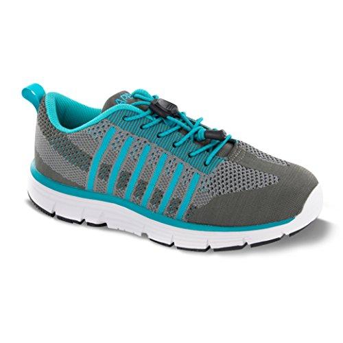 Zapatillas De Running Apex Para Mujer A7000w Gris
