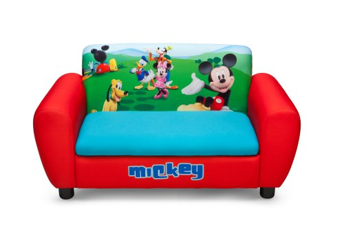 Delta Childrens Products Mickey Upholstered