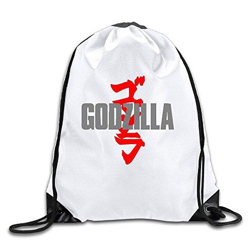 EUNICORN SG Godzilla Snapback Gym Sack Bag Drawstring Backpack Sport - Sg Oakley