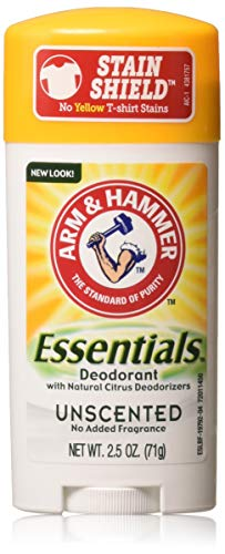 ARM HAMMER Essentials Natural Deodorant Unscented 2.50 oz Pack of 10